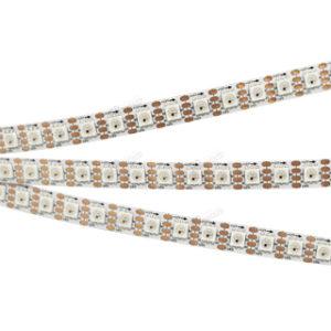 Светодиодные ленты / Ленты RGB бегущий огонь SPI-DMX / SPI 100-144 5060 [12V] непрерыв. с гарантией качества и по лучшей цене