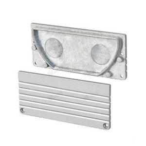 Алюминиевые профили / LEDs-ON / Заглушки для LEDs-ON с гарантией качества и по лучшей цене