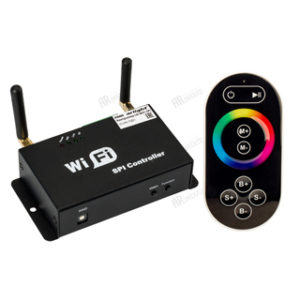 Управление светом / Бегущий огонь RGB [SPI] / Контроллеры [программа] с гарантией качества и по лучшей цене