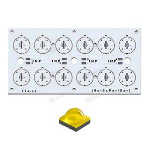 Светодиоды и Модули / Алюминиевые платы / Прямоугольные для SMD3535 Cree с гарантией качества и по лучшей цене