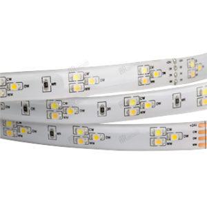 Светодиодные ленты / Ленты MIX с изменяемой ЦТ / 3528 RT TRIX 12mm [7.6 W/m