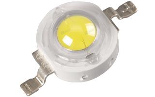 Светодиоды и Модули / Мощные светодиоды / 1W-3W без платы [Emitter] с гарантией качества и по лучшей цене