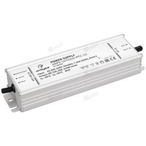 Блоки питания / AC/DC источники напряжения 12V / герметичные с PFC [IP67