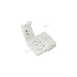 Светодиодные ленты / Аксессуары для подключения / Коннекторы 2pin для лент 10мм с гарантией качества и по лучшей цене