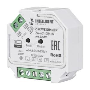 Управление светом / Серия Z-Wave / Диммеры 230В (TRIAC