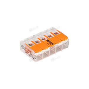 Светодиодные ленты / Аксессуары для подключения / Клеммы WAGO с гарантией качества и по лучшей цене
