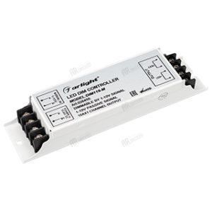 Управление светом / Серия 0-10V / Диммеры CV [12-36V] с гарантией качества и по лучшей цене