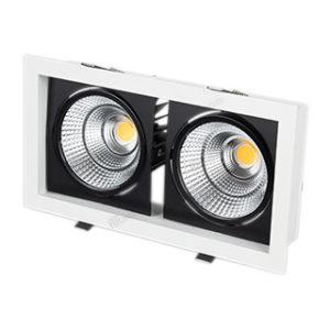Светодиодные светильники / Даунлайты [встраиваемые] / Карданные с гарантией качества и по лучшей цене