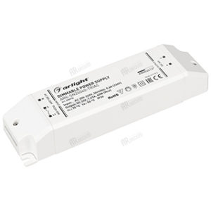 Блоки питания / AC/DC диммируемые источники напряжения / диммируемые 24V (TRIAC) с гарантией качества и по лучшей цене