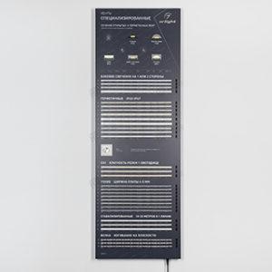 Рекламные материалы / Стенды / Светодиодные ленты с гарантией качества и по лучшей цене